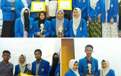 Mahasiswa FAI UMSU Juara Karya Tulis Ekonomi Islam dan Pembuatan Video Ekonomi Islam di UNSIYAH Aceh