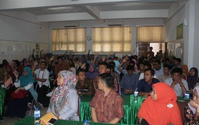 Road Show Seminar Pasar Modal Syariah FAI UMSU