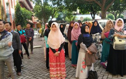 Mahasiswa FAI UMSU Adakan Studi Dakwah di Kabupaten Karo
