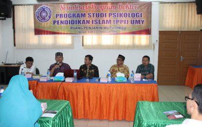 FAI UMSU Mendorong Dosen Untuk Melanjutkan Program Doktor (S3)